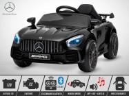 Voiture électrique enfant KINGTOYS - Mercedes GT-R AMG 40W - Noir