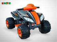 Quad électrique enfant KINGTOYS - Varox 35W - Noir