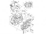 FIG. 06 - Carters moteur
